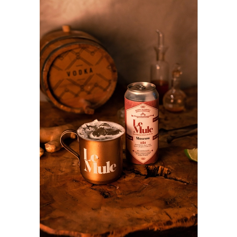 Moscow Mule | Lata 473 ml